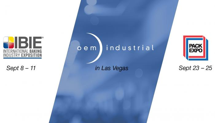 Join OEM in Las Vegas for Two Expos